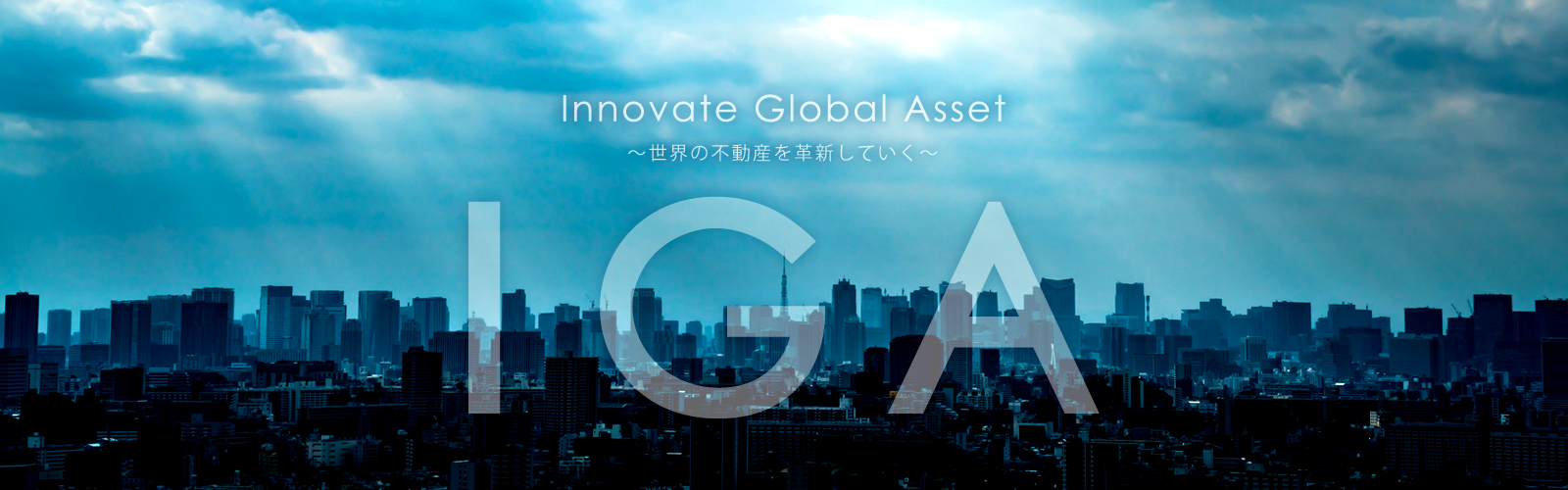 """Innovation Global Asset"""